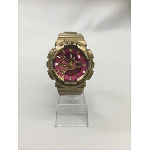 【中古】CASIO G-SHOCK ジーショック GMA-S110GD
