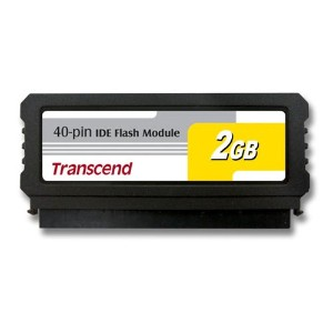 トランセンドジャパン 2GB DOM FLASH CARD (V) TS2GDOM40V-S