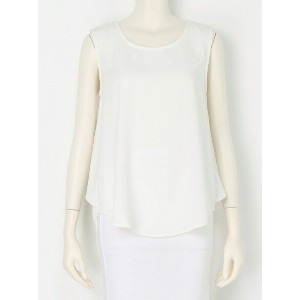 【SALE/50%OFF】EMODA BACK OPEN NO SLEEVE TOP エモダ シャツ/ブラウス【RBA_S】【RBA_E】【送料無料】