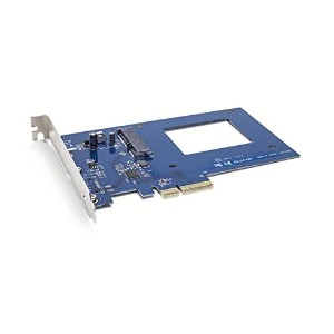 "Other World Computing OWC Accelsior S For Mac Pro 2009 - 2012 (PCI-e 2.5"" SATA マウンタ )"
