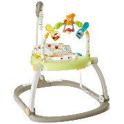 Fisher-Price Woodland Friends SpaceSaver Jumperoo by Fisher-Price