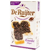 De Ruyter Chocoadehagel XL (supersized sprinkles) - Royale Dark Chocolate (43% Cacao) (Chocolate...