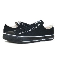 CONVERSE CANVAS ALL STAR COLORS OX コンバース キャンバス オールスター カラーズ OX BLACK/WHITE