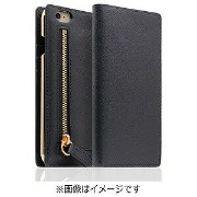 iPhone 6s/6用Saffiano Zipper Case ネイビー SD6660iP6S(送料無料)