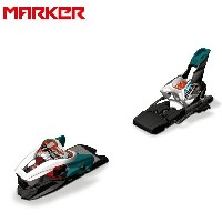 MARKER 〔マーカービンディング〕<2016>XCELL 16 WT/BLK/TEAL【送料無料】〔SA〕