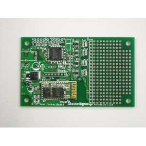 Bluetooth接続IOポート・キット「Smart Connect Board」 SCB-770