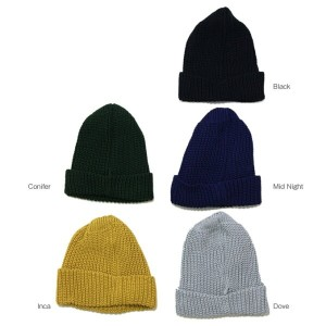 HIGHLAND2000(ハイランド2000)COTTON KNIT CAP 6color