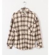 Sonny Label YANUK KATE WOOL-MIX CHECK【アーバンリサーチ/URBAN RESEARCH シャツ・ブラウス】
