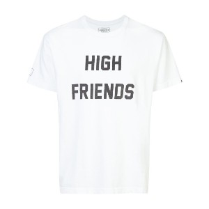 Fuct - High Friends Tシャツ - men - コットン - XL