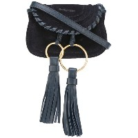 See By Chloé - Polly 斜めがけバッグ - women - カーフレザー/コットン - ワンサイズ