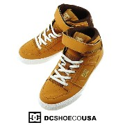 DCSHOES YOUTH SPARTAN HIGH EV SN ウィート/ホワイト