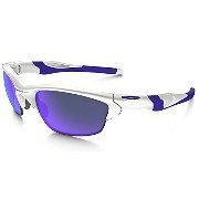 (オークリー)OAKLEY サングラス HALF JACKET® 2.0 (ASIAN FIT) pearl/violet iridiumOO9153-06 日本正規品 ok16-oo9153-06