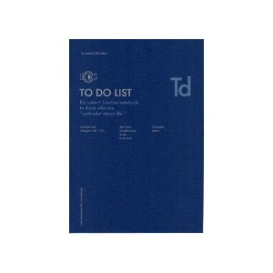 A5 ファンクションノート TO DO LIST NOTE-A5F-11