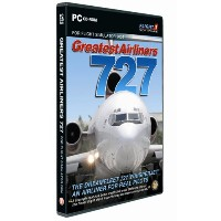 greatest airliners 727 (PC) (輸入版)