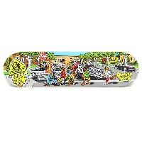 ALMOST DECK(オールモスト)デッキ DAEWON SONG LOW RIDERS・8.0・RESIN7