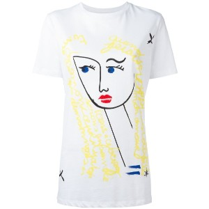 Iceberg - Blond Girl Tシャツ - women - コットン - 40