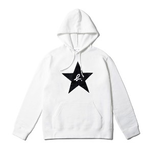 【agnes b. pour ADAM ET ROPE'】 SWEAT PARKA (STAR)