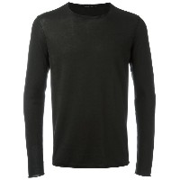 Transit Open seam sweater