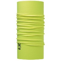 Buff(バフ) ネックウォーマー HIGH UV SOLID YELLOW FLUOR