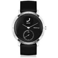 WITHINGS ウェアラブル端末「Withings Steel HR 40mm Black」 HWA03−Black40−Asia(送料無料)