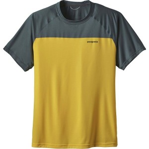 パタゴニア Patagonia メンズ トップス 半袖シャツ【Windchaser Short-Sleeve Shirt】Chromatic Yellow