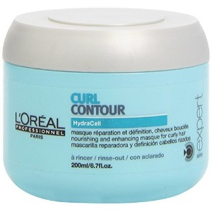 L'oreal Serie Expert Curl Contour Masque Professional for Unisex, 6.7 Ounce by L'Oreal [並行輸入品]