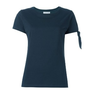 J.W.Anderson - sleeve knot T-shirt - women - コットン - L