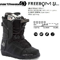 15/16NORTHWAVE【FREEDOM SL/Black】
