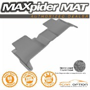 Chevrolet Colorado フロアマット 3D Maxpider 15-16 Colorado Crew Cab Classic Carpet Floor Mat 1Pc Gray R2...