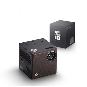 NEW BIGBANG10 Limited Edition UO Smart beam Laser NX Mini Projector 200 Lumen - NXミニプロジェクター [並行輸入品]