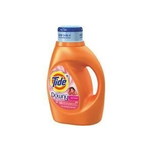 Tide With Downy Liquid Laundry Soap (April Fresh, 46oz) by Tide [並行輸入品]