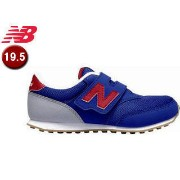 【nightsale】 NewBalance/ニューバランス K620BRP LIFESTYEL 【19.5】 (BLUE/RED)