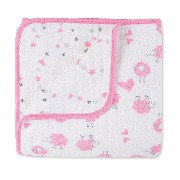 aden and anais Dream Blanket in Little Lamb by aden + anais