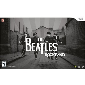 Rock Band Beatles Limited Ed Premium Bundle
