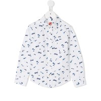 American Outfitters Kids - プリントシャツ - kids - コットン - 8歳