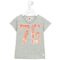 American Outfitters Kids スパンコール装飾 Tシャツ