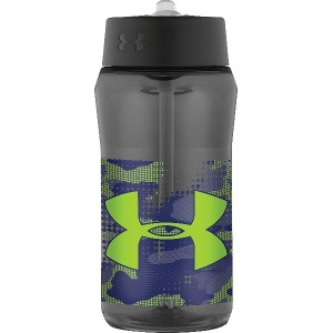 Under Armour Celestial 18 Ounce Hydration Bottle with Straw Top, Charcoal by Under Armour