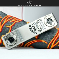スコッティキャメロン Masterful Super Rat 1 SSS GSS inlay with 20g circle T sole weights【Scotty Cameron /...