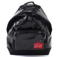 CROCODILE Pattern Big Apple Backpack【マンハッタンポーテージ/Manhattan Portage リュック】