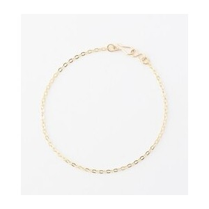 Lauren Tobey / Filled Gold Anklet【ビームス ウィメン/BEAMS WOMEN レディス アンクレット GOLD ルミネ LUMINE】
