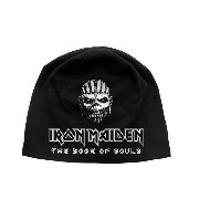 Iron Maiden ビーニーハット Cap The Book Of Souls 新しい 公式 jersey print