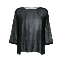 Forte Forte flared blouse