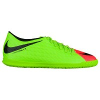 (取寄)ナイキ メンズ ハイパーヴェノム フェイド 2 ic Nike Men's HypervenomX Phade II IC Electric Green Black Hyper Orange...