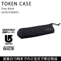 (バートン)BURTON 2016 ポーチ TOKEN CASE True Black 16707100011 btn-1738