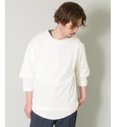UR URBAN RESEARCH iD レイヤードカットソー【アーバンリサーチ/URBAN RESEARCH Tシャツ・カットソー】