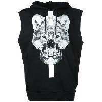Marcelo Burlon County Of Milan - ノースリーブ パーカー - men - コットン - M