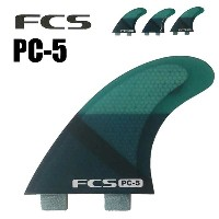 FCSフィン PC-5 Performance Core SLICE パフォーマンスコア トライフィンセット 3FIN/エフシーエス サーフィン ショートボードフィン 【コンビニ受取対応商品】...