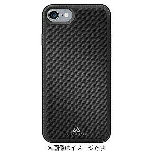 iPhone 7用 Material Case Real Carbon 1025MCB02