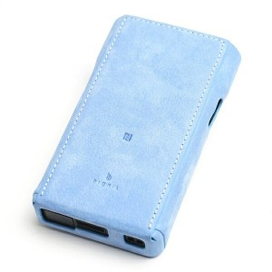 DIGNIS(ディグニス) MIDAS Sky Blue Case for SONY NW-WM1A/Z [Dolis]【ウォークマン用レザーケース】【送料無料】