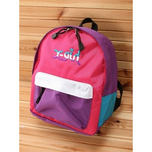 X-girl Stages LOGO COLORFUL BACKPACK エックスガールステージス【送料無料】
